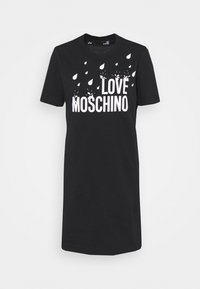 Love Moschino - Jerseykjole - black - 5