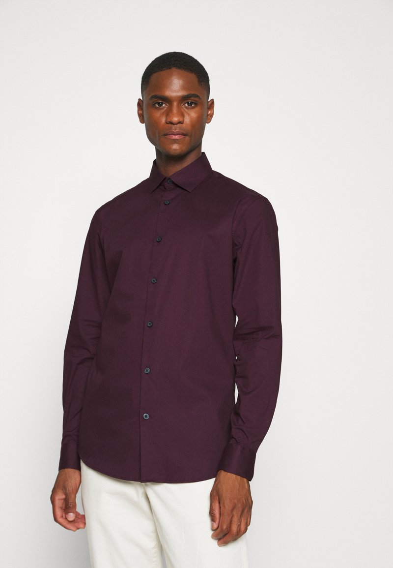 Selected Homme - SLHSLIMBROOKLYN - Formal shirt - winetasting