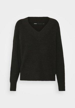 ONLTORI  - Pullover - black