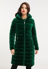 faina - Winter coat - smaragd - 0