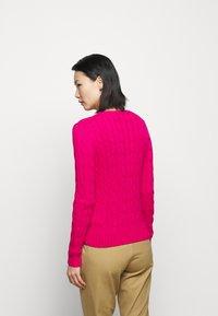 Polo Ralph Lauren - CLASSIC - Jumper - sport pink - 3