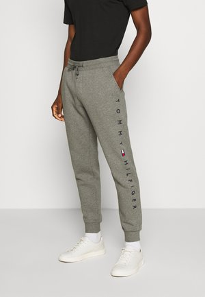 BASIC BRANDED - Pantaloni sportivi - grey