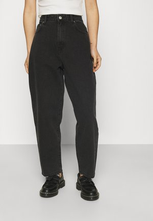 BELLA - Jeans relaxed fit - concrete black