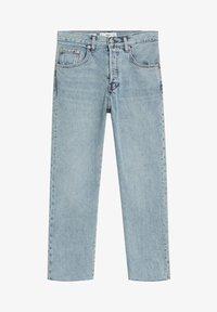 Mango - HAVANA - Jeans a sigaretta - bleu clair - 6