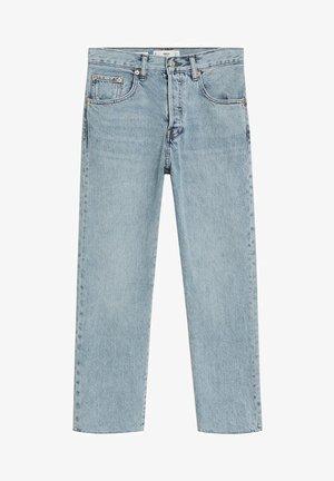 HAVANA - Jeans straight leg - bleu clair