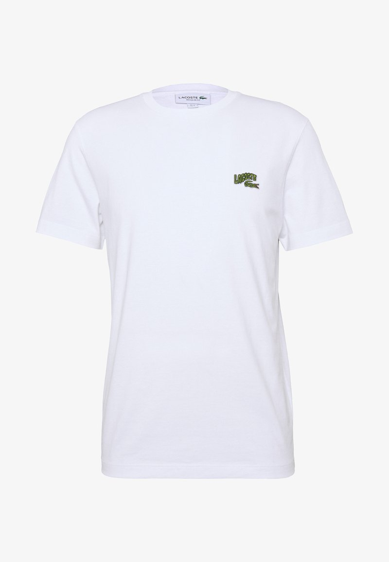 Lacoste - T-shirts - white