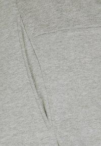 Nike Performance - TAPER - Tracksuit bottoms - dark grey heather/black - 6
