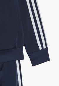 adidas Performance - TIBERIO SET - Survêtement - blue/light blue/white - 4