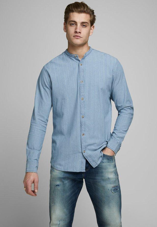 HEMD WESTERN - Overhemd - light blue denim