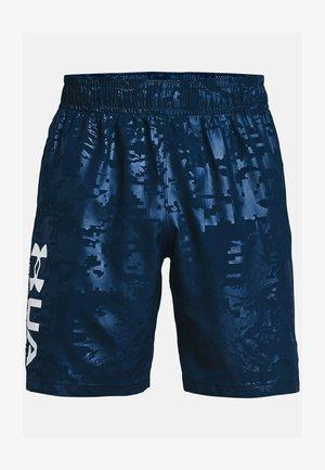 EMBOSS  - Shorts - academy // white