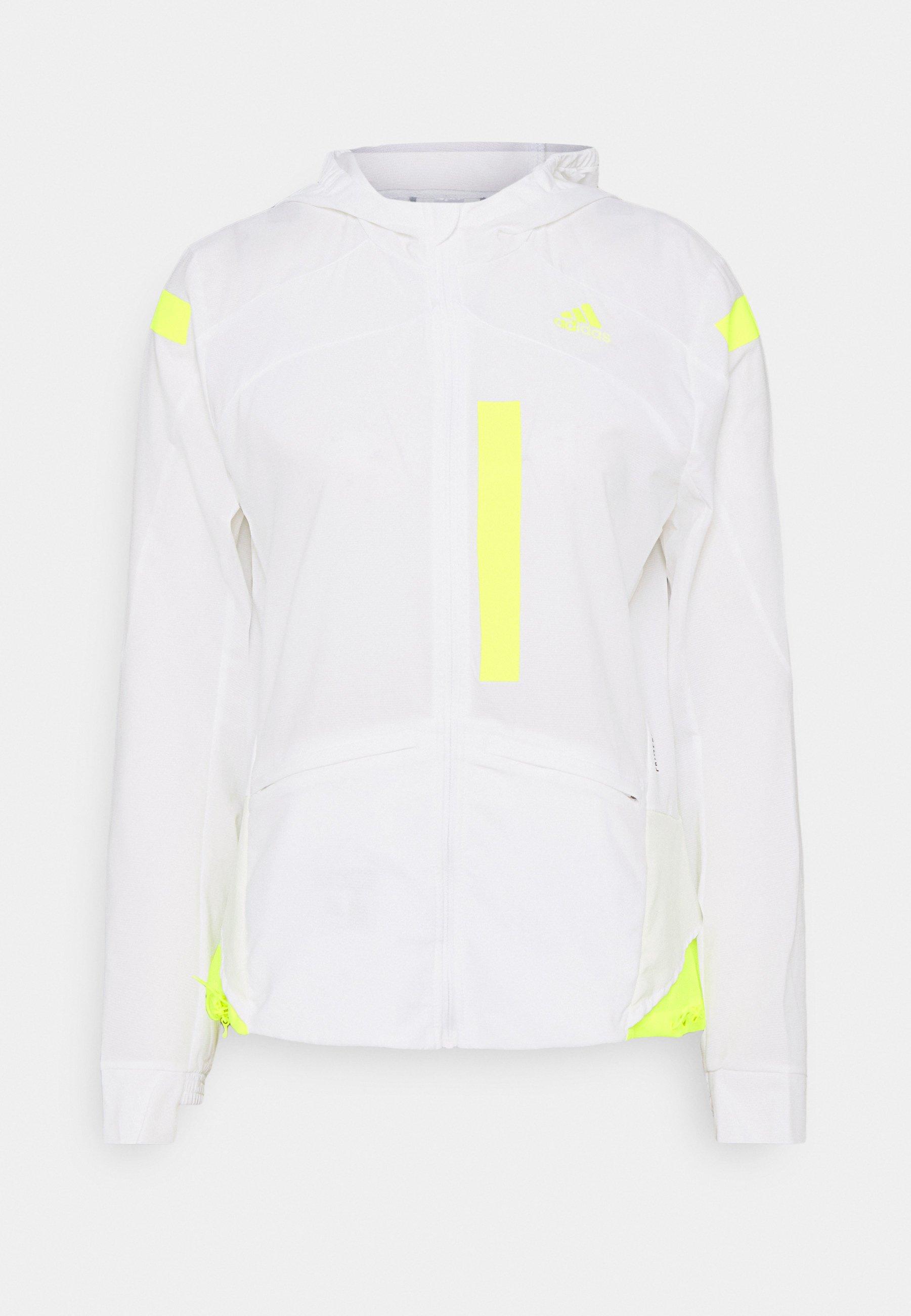 Women MARATHON RUNNING ADIZERO PRIMEBLUE JACKET - Sports jacket