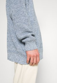 NU-IN - SLOUCHY LIGHTWEIGHT SWEATER - Maglione - blue - 6