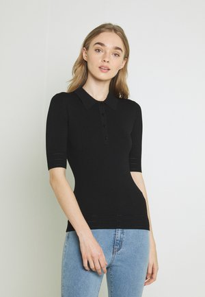 GABY - Print T-shirt - black