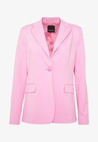 Pinko - SIGMA GIACCA PUNTO STOFFA SCUB - Blazer - fiore di rosa - 6