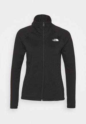 CANYONLANDS - Fleecová bunda - black