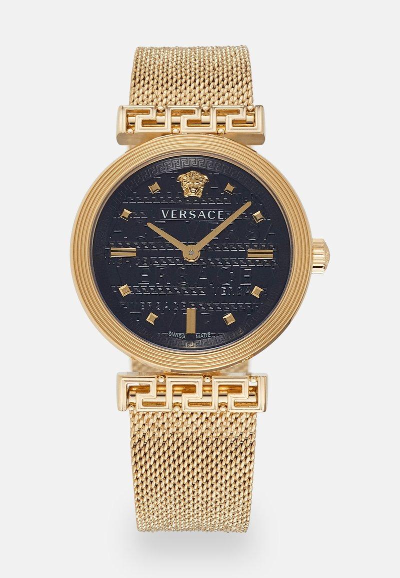 Versace Watches - GRECA MOTIV - Zegarek - gold-coloured