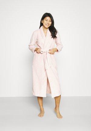 Dressing gown - zartrosa
