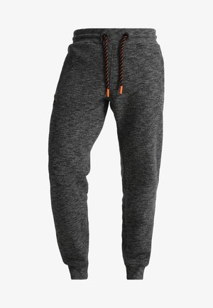 ORANGE LABEL HYPER POP - Tracksuit bottoms - cinder charcoal grit