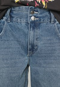 ONLY - ONLLU LIFE CARROT - Jeansy Straight Leg - light blue denim - 5