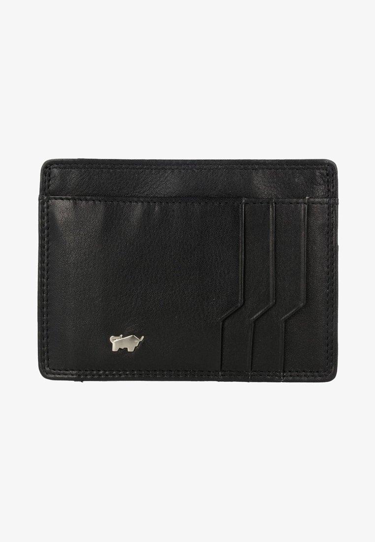 Braun Büffel - KREDITKARTENETUI  - Business card holder - black
