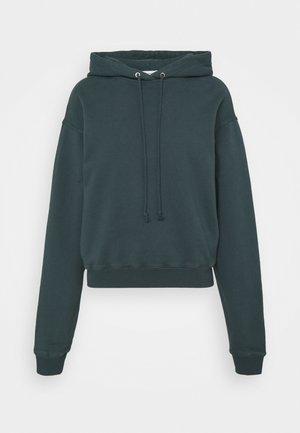 SLIM HOODIE - Sweatshirt - orion blue