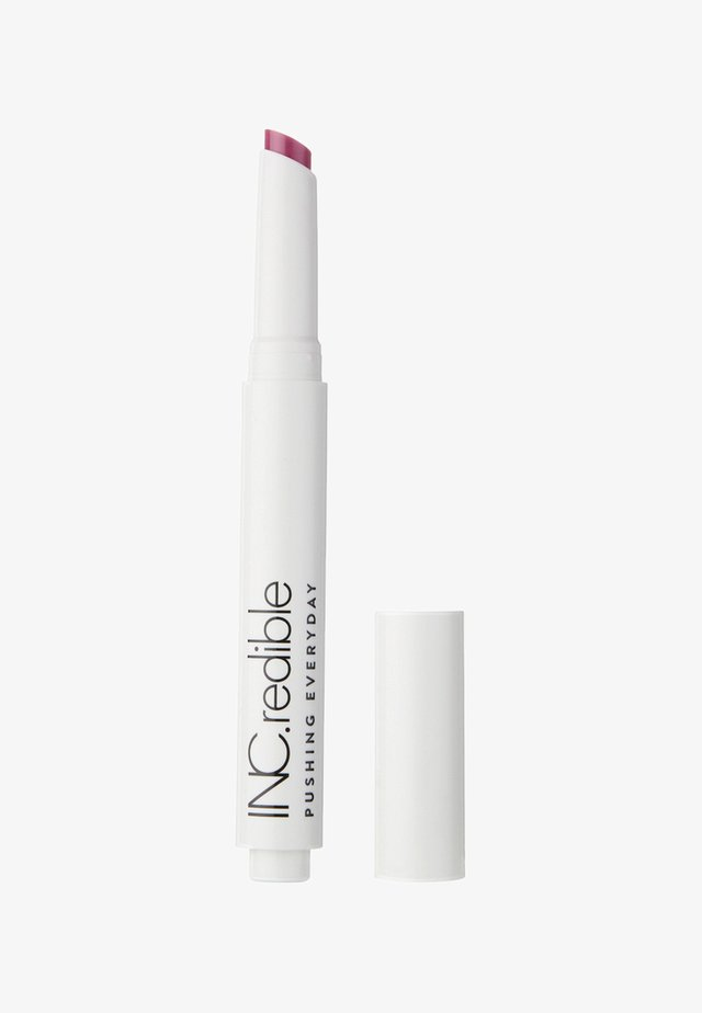 INC.REDIBLE PUSHING EVERYDAY SEMI MATTE LIP CLICK LIPSTICK - Lippenstift - 10048 puh-lease