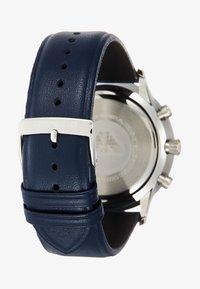 Emporio Armani - Zegarek chronograficzny - blau - 2