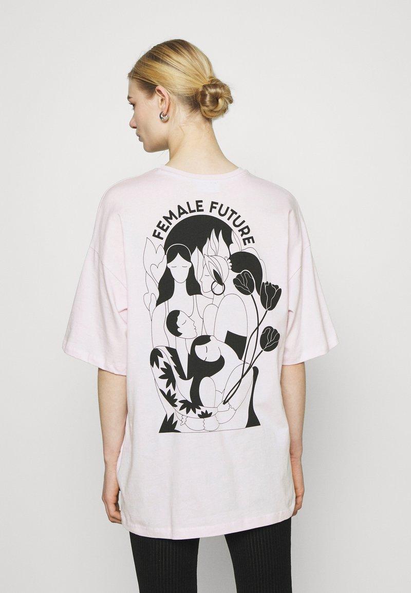 Even&Odd - T-shirts print - lilac