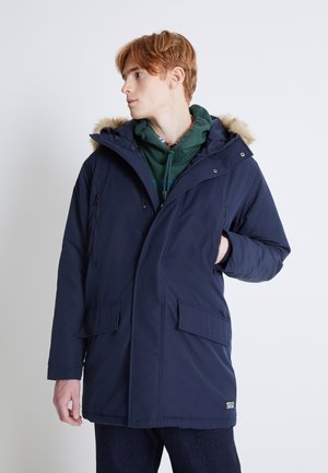 WOODSIDE LONG UTILITY  - Vinterkappa /-rock - nightwatch blue