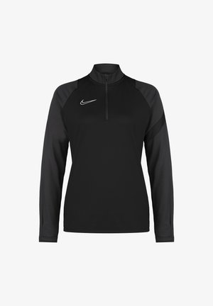 DRY - Sports shirt - black / anthracite / white