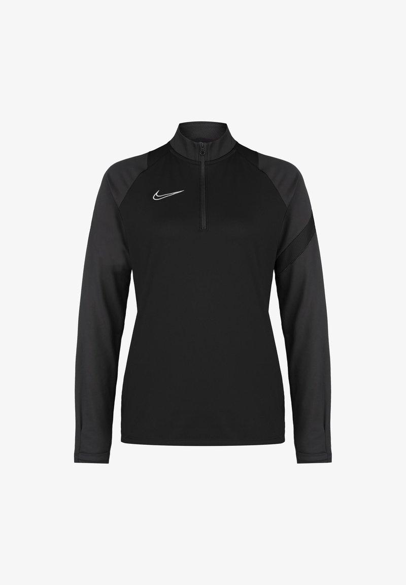 Nike Performance - DRY - Funktionsshirt - black / anthracite / white
