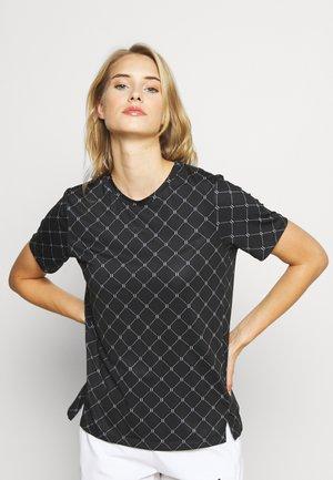 REGULAR - T-shirt print - black