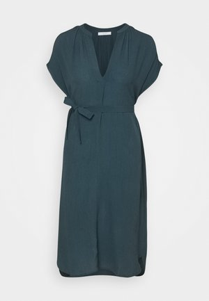 VICTORIA DRESS - Day dress - oil blue