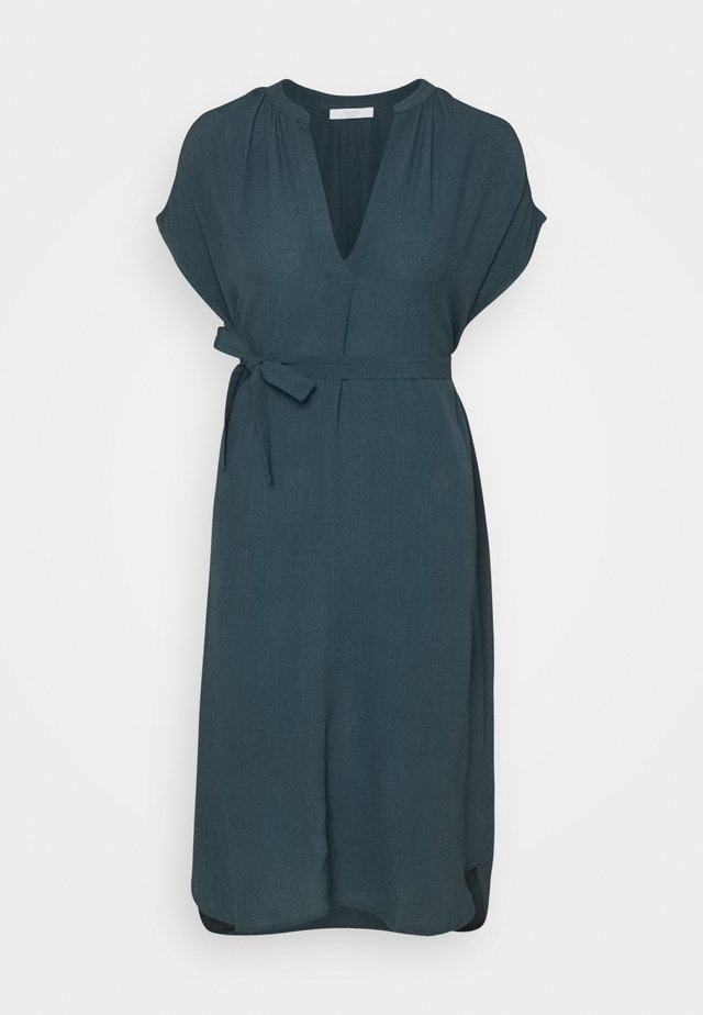 VICTORIA DRESS - Robe d'été - oil blue