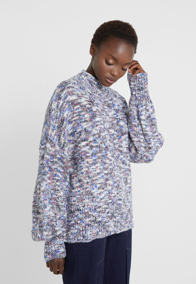 BLAKELY - Stickad tröja - multicolor
