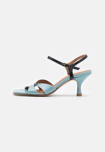 BRIELLE - Sandals - blue