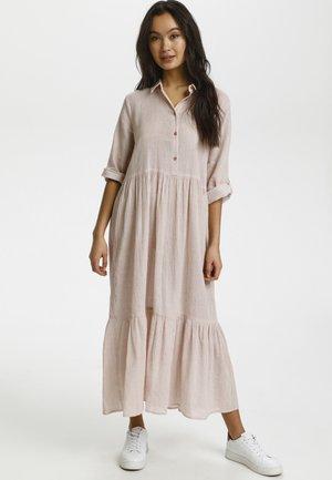 KAVIVIAN  - Shirt dress - misty rose
