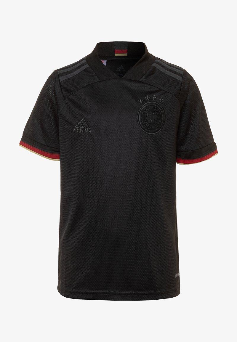 adidas Performance - DFB DEUTSCHLAND A JSY Y - Club wear - black