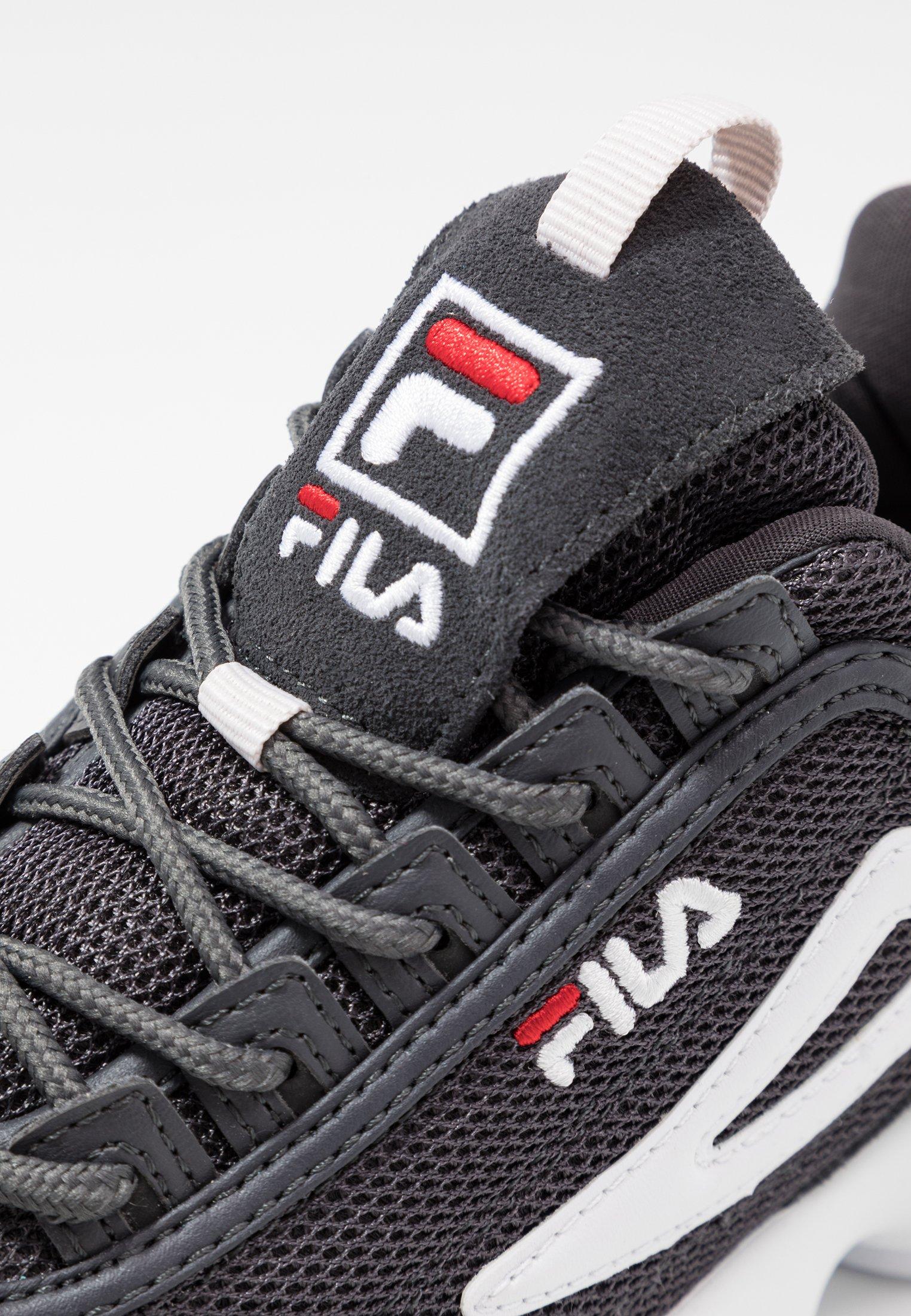 Fila DISRUPTOR  Sneakers dark shadow