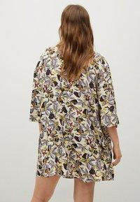 Violeta by Mango - Summer jacket - gebroken wit - 2