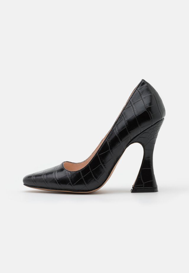 FEATURE SHOE - Zapatos altos - black