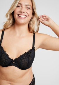 SAVAGE X FENTY - UNLINED BRA - Sujetador con aros - black - 3