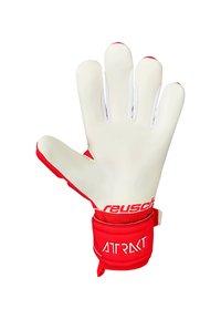 Reusch - ATTRAKT FREEGEL TW JUNIO - Goalkeeping gloves - rotweiss - 2