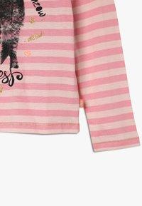 Lemon Beret - SMALL GIRLS  - Langærmede T-shirts - flamingo pink - 3