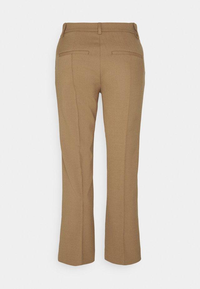 BARI - Pantalon classique - caraway