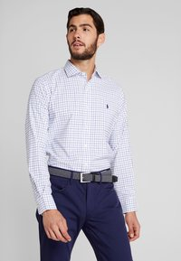 Polo Ralph Lauren Golf - LONG SLEEVE SPORT - Košile - white - 0
