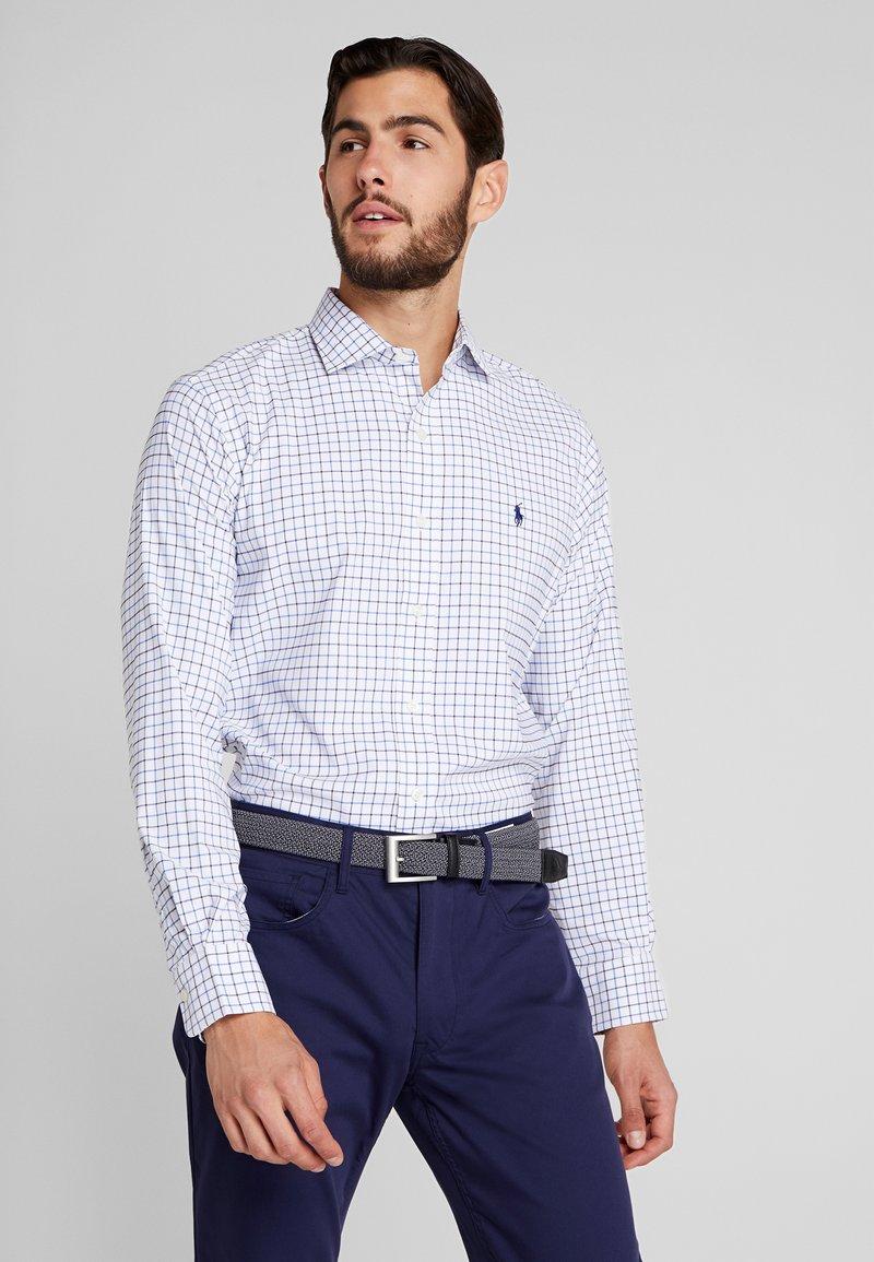 Polo Ralph Lauren Golf - LONG SLEEVE SPORT - Košile - white