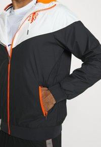 Nike Performance - NIEDERLANDE KNVB - National team wear - black/sail - 4
