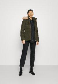 Calvin Klein - ESSENTIAL  - Winter jacket - dark olive - 1