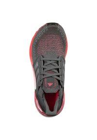 adidas Performance - Stabilty running shoes - grey five / silver metallic / signal pink - 1